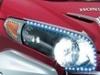 Blinkry do hlavního světlometu Honda GL1800 - Kuryakyn