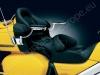 Opěrka rukou spolujezdce Honda GoldWing - Kuryakyn