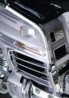 Chromované boční lišty pro Honda GL 1500