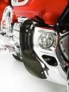 Kouřový deflektor Honda GL 1800 - Big Bike Parts - Show chrome