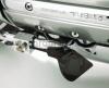Kouřový deflektor - sada - Big Bike Parts - Show chrome