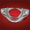 Přední chromovaný kryt motoru Goldwing 1800 - Big Bike Parts - Show chrome