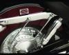 Držák bočních kufrů Honda VT1100 Sabre - Big Bike Parts - Show chrome
