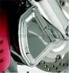 Chromovaný kryt předního brzdového třmene - LEVÝ - Honda VTX 1800 - Big Bike Parts - Show chrome