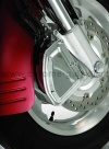 Chromovaný kryt předního brzdového třmene - PRAVÝ - Honda VTX 1800 - Big Bike Parts - Show chrome