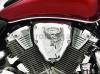 Chromovaný kryt vzduchového filtru Honda VTX - Big Bike Parts - Show chrome