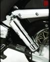Chromované kryty šroubů zadních tlumičů - 4ks - Honda VTX - Big Bike Parts - Show chrome