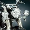 Světelná rampa s halogenovým osvětlením Kawasaki - Big Bike Parts - Show chrome