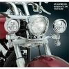 Světelná rampa s led osvětlením Honda - Yamaha - Big Bike Parts - Show chrome