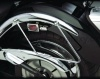 Držák bočních kufrů Kawasaki - Big Bike Parts - Show chrome