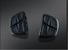 Černé stupačky řidiče / spolujezdce bez adaptéru - Kuryakyn