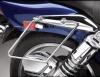 Držák bočních kufrů - pár - Big Bike Parts - Show chrome
