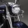 Světelná rampa s mini halogenovými světly - Big Bike Parts - Show chrome