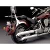 Peacemakers - Chromovaný výfuk Yamaha XV1600 Road Star