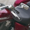 Deflektory páček Honda - National cycle