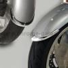 Přední chromované lémy blatníku - sada 2ks Honda VTX - National cycle