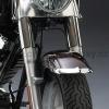 Chromované lemy předního blatníku Harley-Davidson - National cycle