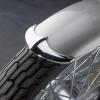 Chromovaný lem předního blatníku Yamaha