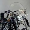 Chromované deflektory Harley-Davidson Kawasaki - National cycle