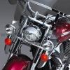 Chromované deflektory Kawasaki - National cycle