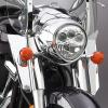 Chromované deflektory - National cycle