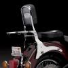 Chromovaná montážní sada opěrka, nosič Yamaha