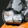 Čirý plastový kryt před přední světlo BMW - ZTechnik