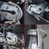 Nerezový padací rám BMW - National cycle